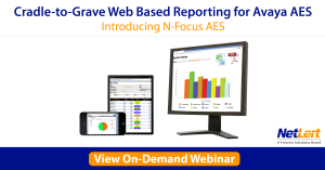Register for the upcoming N-Focus AES webinar on November 15th at 1pm EST